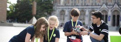 Robotics social clubs for students on the autism spectrum